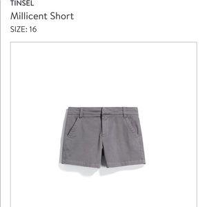 Tinsel Millicent Shorts from Stitch Fix